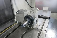 Haas HA5C Brushless Drive Programmable Rotary Table