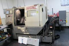Hardinge Cobra 51 CNC Turning Center