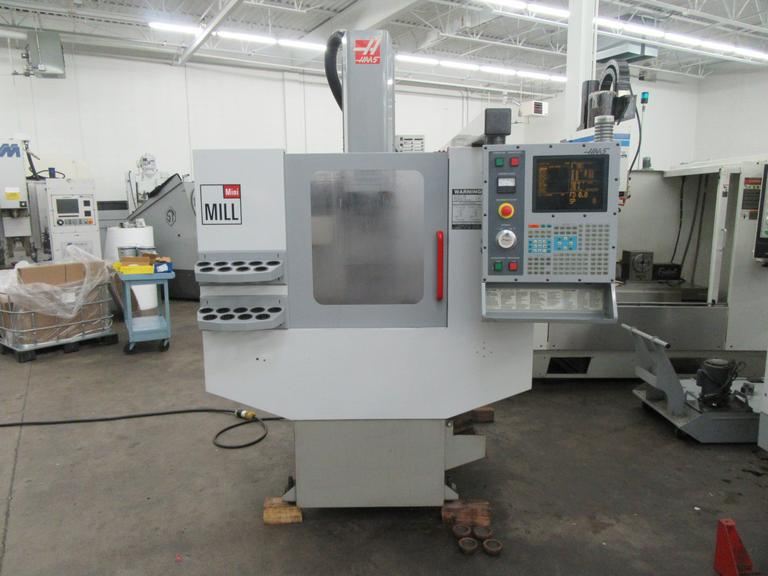Haas Mini Mill CNC Vertical Machining Center