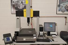 Brown & Sharpe Gage 2000 Coordinate Measuring Machine (CMM) with Renishaw Touch Probing, Computer and PC-DMIS Software