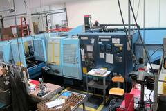 Matsuura MAM-500HG PC-11 CNC Horizontal Machining Center with 11 Station Pallet Pool