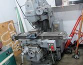 Makino MG-70 Vertical Knee Type Mill