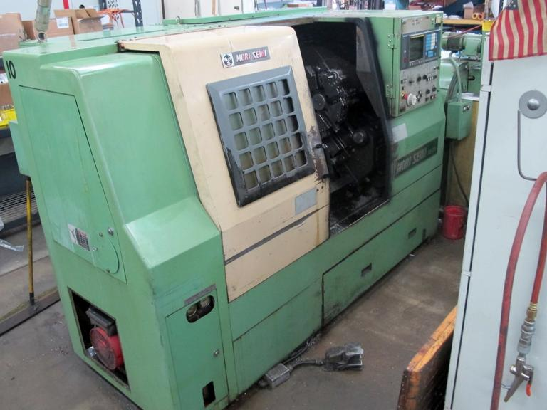 Mori Seiki SL-20 CNC Turning Center