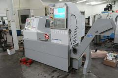 Haas SL-10 CNC Turning Center with Tailstock, Tool Presetter ... on