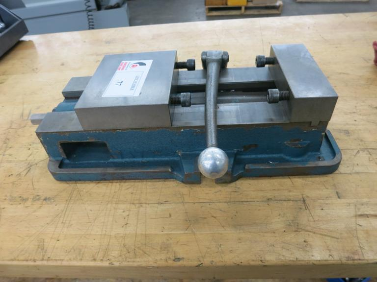 "GS 6"" machine Vise With Handle"