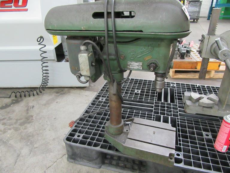"Buffalo 15"" 3 Speed Bench Top Drill Press"