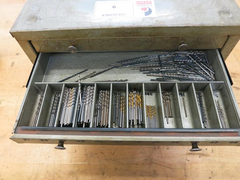 Huot Numbered Drill Index with Contents