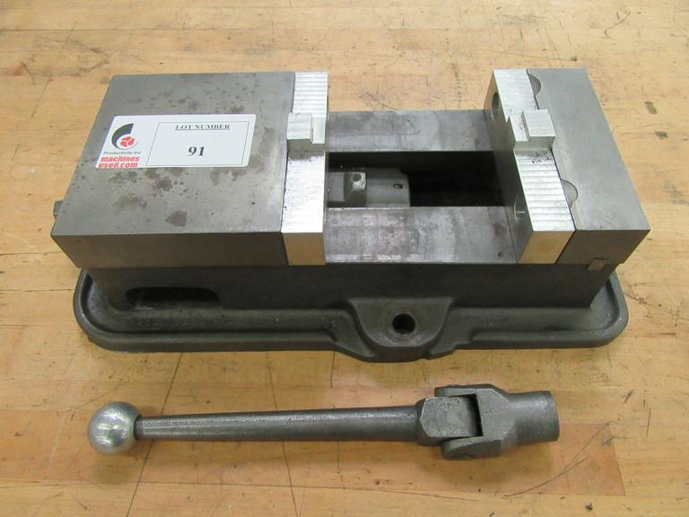 "6"" Machine Vise w Handle"