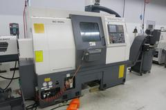 Nakamura Tome SC-200L CNC Turning Center with Live Milling, C-Axis and Y-Axis Programmable, Tailstock, High Pressure Coolant - NEW 2013