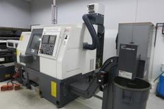 Nakamura Tome SC-200L CNC Turning Center with Live Milling, C-Axis and Y-Axis Programmable, Tailstock, High Pressure Coolant - NEW 2013 Serial # K20604