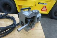 Haas HA5C Programmable Rotary Table, Brushless Drive Motor, Lever Collet Closer