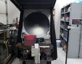 "Scherr-Tumico P-2500 30"" Optical Comparator with Quadra-Chek DRO"