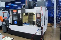 Mazak Vertical Center Nexus 510C-II 4-Axis CNC Vertical Machining Center