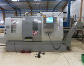 Haas SL-30 CNC Turning Center with Live Milling