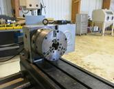 Haas HRT-210H Programmable Rotary Table, Brushless Drive Motor, Interface Cables