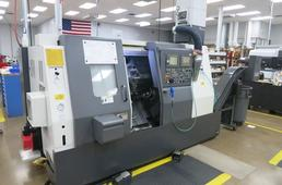 Nakamura Tome SC-250 MSC CNC Turning Center with Sub and Live Milling