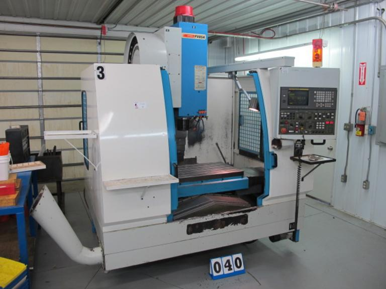 Supermax FV85A CNC Vertical Machining Center