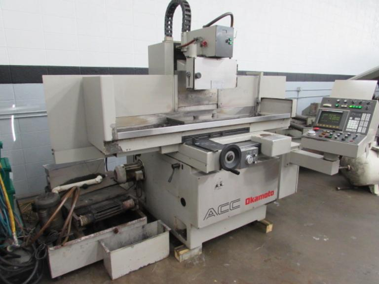 Okamoto ACC-12.24 EX EX Programmable Surface Grinder