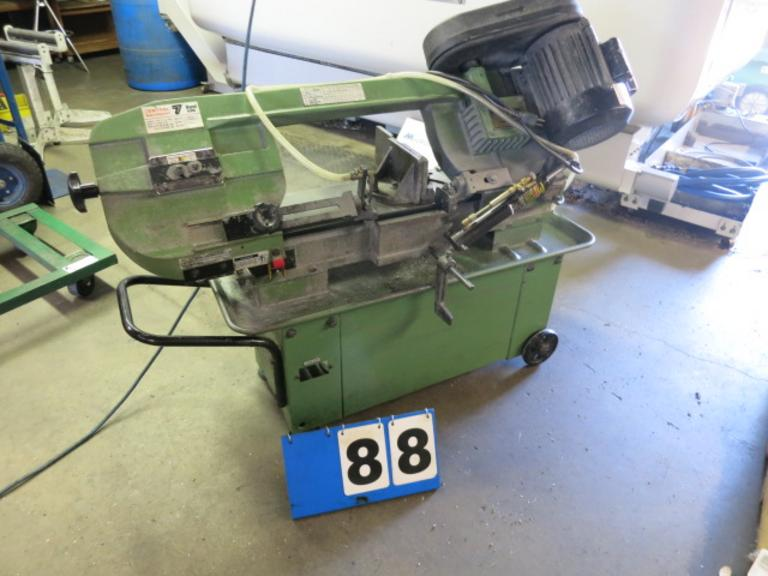 Machines Used | Central Machinery 7
