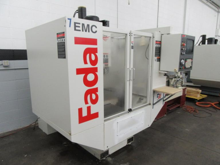 Fadal EMC CNC Vertical Machining Center