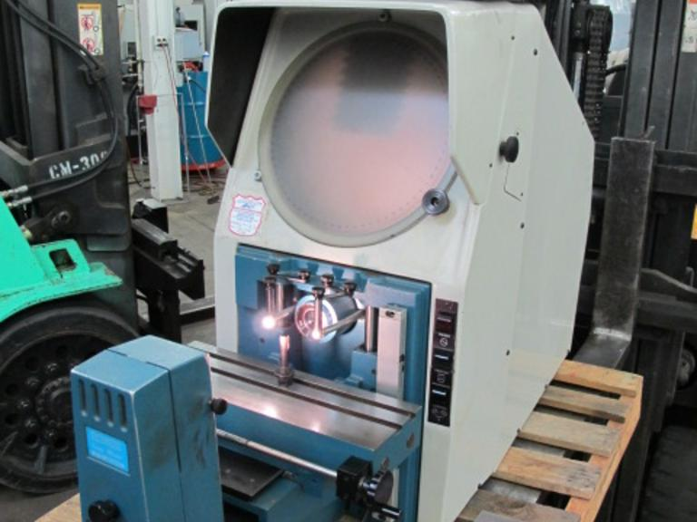 Machines Used | CLOSED May Multi-Shop Machine Tool and