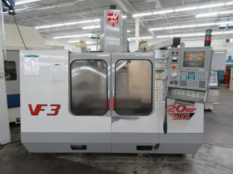 Haas VF-3 CNC Vertical Machining Center Haas Vf Wiring Diagram on haas vf-3yt, haas vf-2tr, haas vf-4, haas vm-3, haas vf-4ss, haas 5 axis,