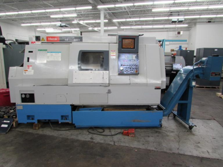 Mazak Super Quick Turn 15 Mark II CNC Turning Center