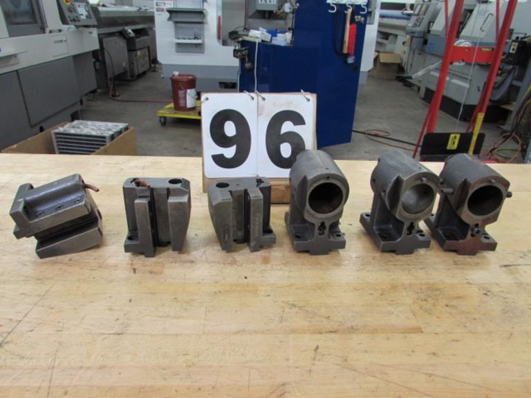 Turret Tool Holders for Cincinnati Avenger 250T CNC Lathe