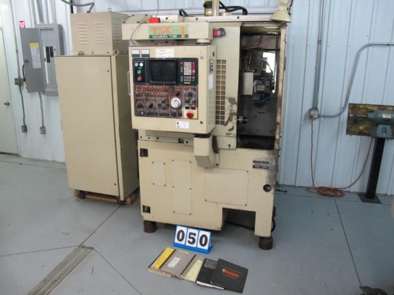 Nakumura Tome TSC-1 CNC Turning Center