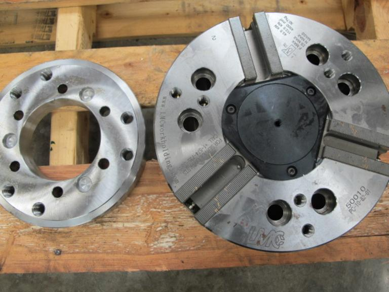 LMC  3-Jaw Hydraulic Chuck For Haas