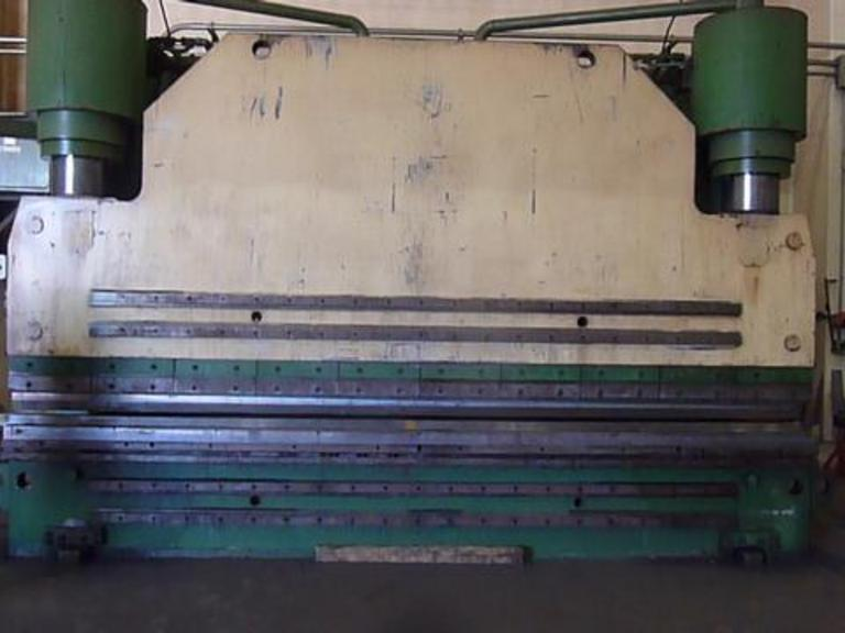 LVD Model  750 Ton Hydraulic Press Brake