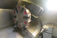 Haas Mill Spindle Orientation