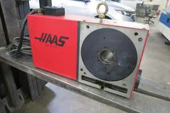 Haas HRT-210 Programmable Rotary Table (Brush Type Drive)