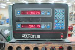 Machines Used | Millport Model - 2S Vertical Knee Mill