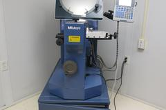 "Mitutoyo PH-A14 14"" Optical Comparator with Surface and Profile Illumination"