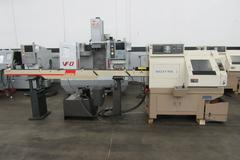Eguro Nuclet 10GL Gang-Style CNC Turning Center