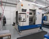 Daewoo DMV400 CNC Vertical Machining Center with Automatic Pallet Changer