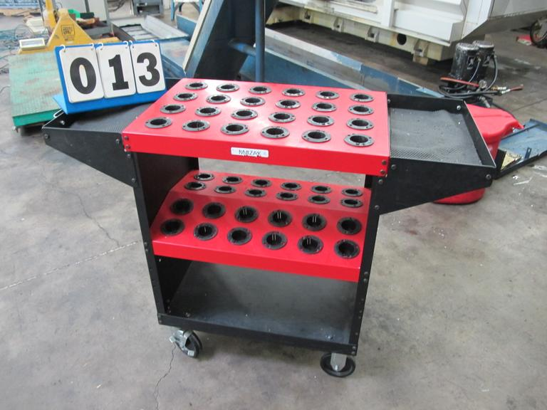 "Huot 40-Taper ""Tool Scoot"" Tool Cart"