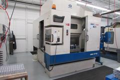 Daewoo DMV400 CNC Vertical Machining Center with Automatic Pallet Changer