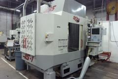 Haas HS-1RP CNC Horizontal Machining Center with 4th Axis and Pallet Changer