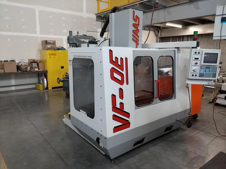 Haas VF-0E CNC Vertical Machining Center For Sale At