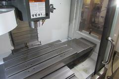 Haas VF-2YT Extended Y Travel CNC Vertical Machining Center with High Speed Machining, Like New!!!! 231 Spindle Hours!!!