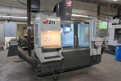Haas VF-2YT Extended Y Travel CNC Vertical Machining Center, Like New!!!! 231 Spindle Hours!!!