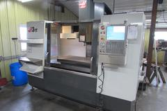 Haas VF-3YT Extended Y Travel CNC Vertical Machining Center, Low Hours 1564 Spindle Hours!!!