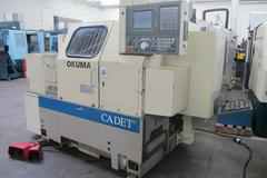 "Okuma Cadet LNC8C CNC Turning Center with Hydraulic Tailstock, 10"" Chuck, OSP700L CNC Control"