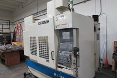 Okuma MX 45VAE CNC Vertical Machining Center with Okuma OSP700M Control