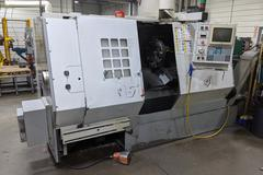 Haas HL-4 CNC Turning Center with Programmable Tailstock