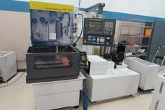 Fanuc Robocut Alpha-0C CNC Wire EDM (Electrical Discharge Machine) with Auto Threading, Ebbco Filtration