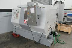 Haas SL-20T CNC Turning Center with Live Tooling and Programmable Tailstock