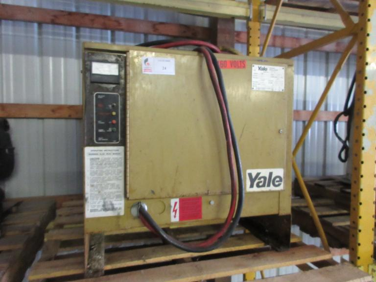 Yale 36 Volt Battery Charger for Electric Forkilft Batteries